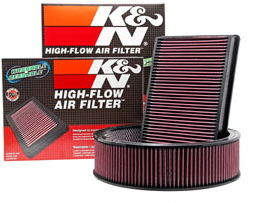 k and n replacement air filter toyota camry 2 4 one of the biggest auto performance. Black Bedroom Furniture Sets. Home Design Ideas