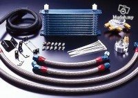 GReddy Oil Cooler Kits - Mitsubishi EVO 8-9