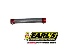 Earls Braided Steel Radiator Hoses With Clamps