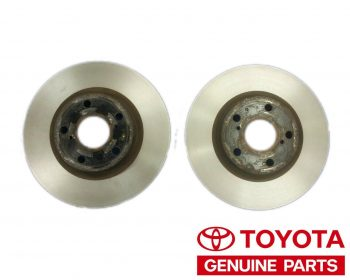 Toyota Carmy ACV40 Front Disc Set