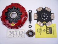 XTD STAGE 4 CERAMIC CLUTCH LANCER EVOLUTION EVO 4 5 6